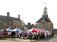 Brackley Market